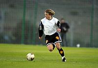 Fotball, 21. februar 2004, La Manga, Rosenborg-Dynamo Kiev 4-4,  Ørjan Berg, Rosenborg,