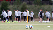2018.12.06 MLS Cup Training Sessions