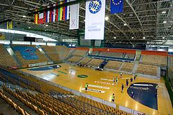 Rokometna dvorana Zlatorog, Celje, Slovenija. (Photo by Vid Ponikvar / Sportida)
