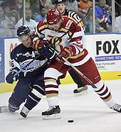 OKC Blazers vs Wichita - 10/27/2007