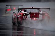 January 27-31, 2016: Daytona 24 hour: #63 Ferrari 488 GTE