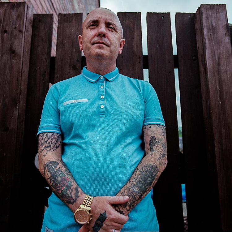 Trevor Greer, Ex member of the UDA.