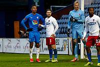 Alex Reid. Stockport County FC 1-1 Dagenham & Redbridge. Vanarama National League. Edgeley Park. 11.5.21