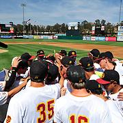 NCAA REGIONAL USC V UVA