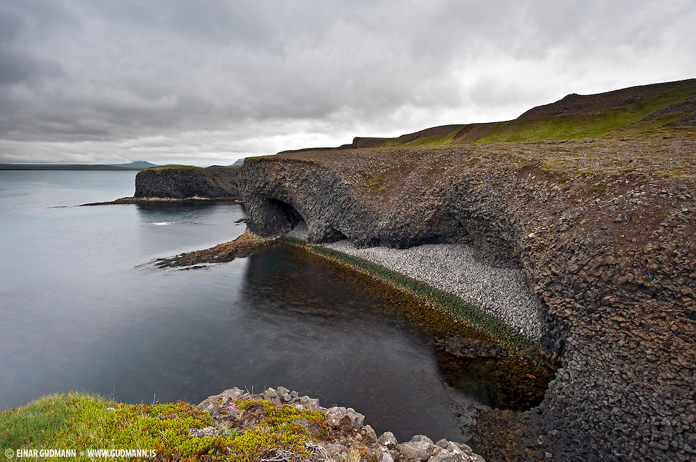 Raudanes in east-Iceland.
