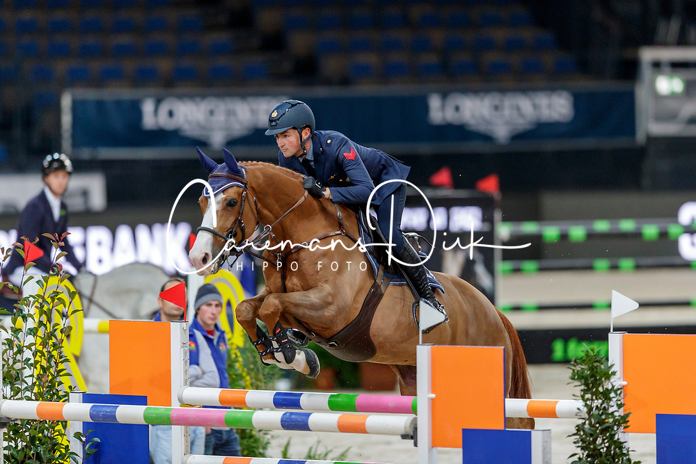 De Luca Lorenzo, ITA, Soory de l'Hallali<br /> Stuttgart - German Masters 2019<br /> © Hippo Foto - Stefan Lafrentz<br /> 14/11/2019