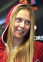 Tennis<br /> Foto: imago/Digitalsport<br /> NORWAY ONLY<br /> <br /> 22.01.2004<br /> <br /> Maria Sharapova - Russland