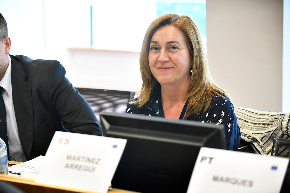 11 May 2017, EPP Group meeting<br /> Belgium - Brussels - May 2017 <br /> MARTÍNEZ ARREGUI<br /> © European Union / Photographer