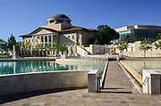 Founders Hall and Performing Arts Center at Soka University