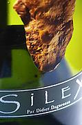 Silex, Didier Daguenau, Pouilly sur Loire. Loire, France