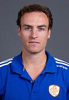 Den Bosch - 2012 Jong Oranje dames , U18, <br /> coach Rick Mathijssen.  COPYRIGHT KOEN SUYK