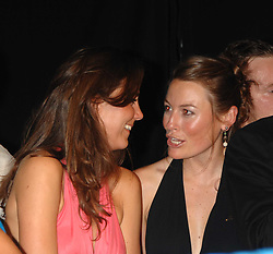 Left to right, KATE MIDDLETON and JESSICA CRAIG at the 2008 Boodles Boxing Ball in aid of the charity Starlight held at the Royal Lancaster Hotel, London on 7th June 2008.<br /> <br /> NON EXCLUSIVE - WORLD RIGHTS
