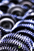 transmission gears for a truck