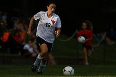 Pitman High School Girls Soccer vs Wildwood - September 10, 2012