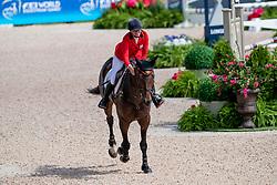 Donckers Karin, BEL, Fletcha van't Verahof<br /> World Equestrian Games - Tryon 2018<br /> © Hippo Foto - Dirk Caremans<br /> 17/09/2018