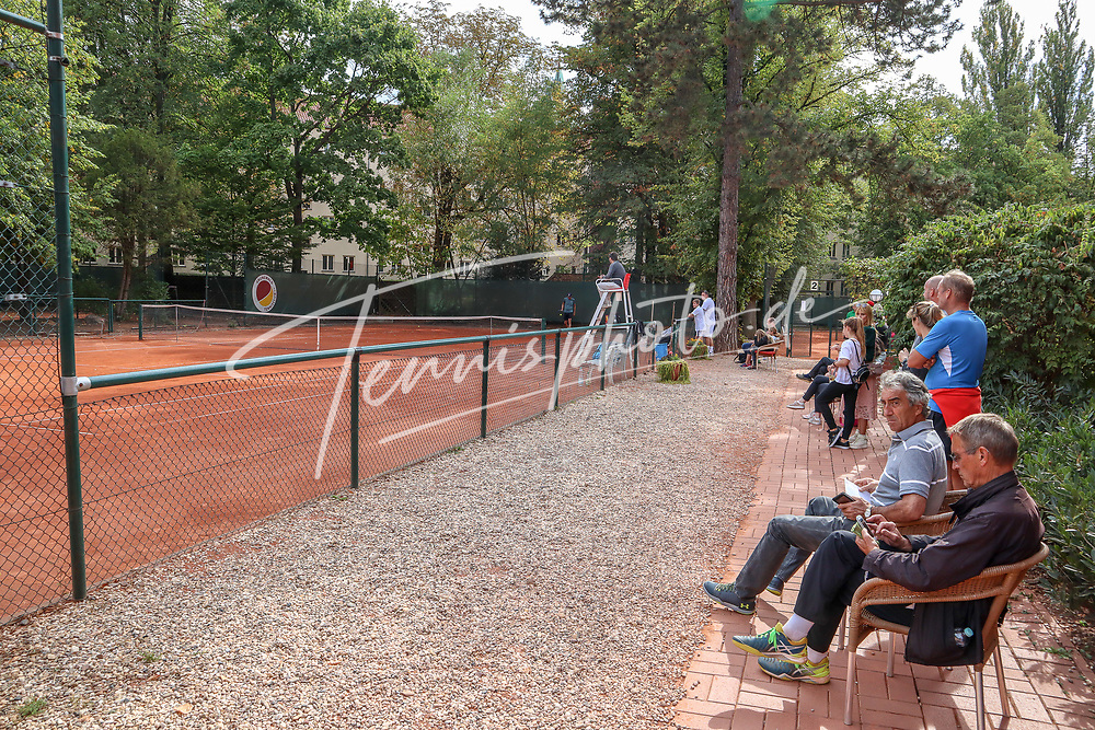 Grunewald Open 2018 - Senioren, Finals, Berlin, 16.09.2018, Foto: Claudio Gärtner