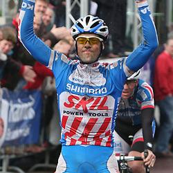 Job Vissers sprint naar zijn 1e profzege in de 58e editie van Overijssels mooiste