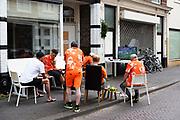EK 2021 achtste finale, Nederland - Tsjechië, Den Haag