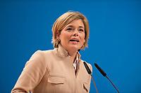 09 DEC 2014, KOELN/GERMANY:<br /> Julia Kloeckner, CDU, Landesvorsitzende und Fraktionsvorsitzende Rheinland-Pfalz, haelt eine Rede, CDU Bundesparteitag, Messe Koeln<br /> IMAGE: 20141209-01-107<br /> KEYWORDS: Party Congress, Julia Klöckner