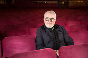 John McColgan, Riverdance and Heartbeat of Home creator pictures at and around the London Palladium