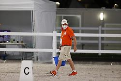 Heffernan Andy, NED<br /> Olympic Games Tokyo 2021<br /> © Hippo Foto - Stefan Lafrentz<br /> 30/07/2021