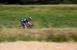Lukas Poestlberger (AUT) of Bora - Hansgrohe during Stage 3 of 24th Tour of Slovenia 2017 / Tour de Slovenie from Celje to Rogla (167,7 km) cycling race on June 16, 2017 in Slovenia. Photo by Vid Ponikvar / Sportida