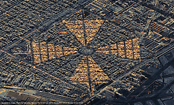 Terrasar-X image of Mexico City. Mexico City, or City of Mexico is the capital and most populous city of Mexico. As an 'alpha' global city, Mexico City is one of the most important financial centers in the Americas. It is located in the Valley of Mexico (Valle de Mexico), a large valley in the high plateaus at the center of Mexico, at an altitude of 2,240 metres (7,350 ft). The city consists of sixteen municipalities (previously called boroughs). Greater Mexico City population is 21.2 million people.
