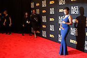 April 1, 2016- Newark, NJ: United States- Actress Tatiana Ali attends the 2016 Black Girls Rock Red Carpet Arrivals held at NJPAC on April 1, 2016 in Newark, New Jersey. Black Girls Rock! is an annual award show, founded by DJ Beverly Bond, that honors and promotes women of color in different fields involving music, entertainment, medicine, entrepreneurship and visionary aspects.   (Terrence Jennings/terrencejennings.com)