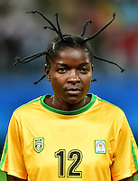 Fifa Woman's Tournament - Olympic Games Rio 2016 -  <br /> Zimbabwe National Team - <br /> Marjory NYAUMWE