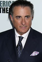 Andy Garcia, The 30th Annual American Cinematheque Awards honoring Ridley Scott and Sue Kroll, Beverly Hilton Hotel (Beverly Hills, California)