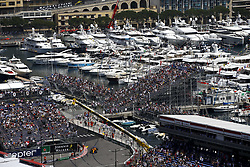 May 26, 2018 - Monte Carlo, Monaco - Motorsports: FIA Formula One World Championship 2018, Grand Prix of Monaco, ..#14 Fernando Alonso (ESP, McLaren F1 Team) (Credit Image: © Hoch Zwei via ZUMA Wire)