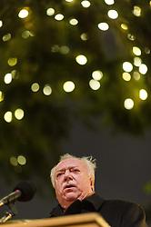 15.11.2014, Rathausplatz, Wien, AUT, Feierliche Illuminierung des Weihnachtsbaumes und Eröffnung des Wiener Adventzaubers, im Bild Landeshauptmann und Bürgermeister von Wien Michael Häupl // during illlumination of the christmastree at cityhall in Vienna, Austria on 2014/11/15, EXPA Pictures © 2014, PhotoCredit: EXPA/ Michael Gruber