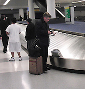 """**EXCLUSIVE**.Alec Baldwin..Alec Baldwin arriving at JFK Airport from Los Angeles. He was frantic calling the driver and when he finally found him he was yelling, """"Where were you, I have been waiting for 15 minutes""""..John F. Kennedy Airport..New York, NY, USA..Tuesday, October 20, 2009..Photo By Celebrityvibe.com.To license this image please call (212) 410 5354; or Email: celebrityvibe@gmail.com ; .website: www.celebrityvibe.com."""