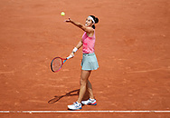 Caroline Garcia of France during day 4 of the French Open 2021, Grand Slam tennis tournament on June 2, 2021 at Roland-Garros stadium in Paris, France - Photo Jean Catuffe / ProSportsImages / DPPI