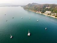 DCIM\100MEDIA\DJI_0083.JPG Drone over Phuket Thailand Cape Panwa