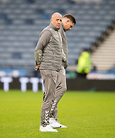 Football - 2019 Betfred Scottish League Cup Final - Celtic vs. Rangers<br /> <br /> Rangers Assistant Manager Gary McAllister, at Hampden Park, Glasgow.<br /> <br /> COLORSPORT/BRUCE WHITE