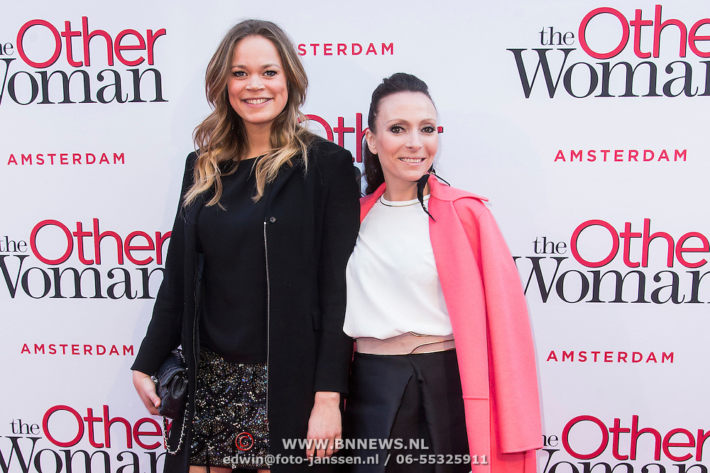 NLD/Amsterdam//20140401 - Filmpremiere The Other Woman, May-Britt Mobach
