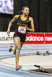 New Balance Indoor Grand Prix Track & FIeld:  High School Girls Sprint Medley, Rush Henrietta