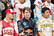 1 Daniel TICKTUM, GBR, Motopark Academy Dallara-Volkswagen, Mick SCHUMACHER, GER, SJM Theodore Racing by PREMA Dallara-Mercedes <br /> <br /> 65th Macau Grand Prix. 14-18.11.2018.<br /> Suncity Group Formula 3 Macau Grand Prix - FIA F3 World Cup<br /> Macau Copyright Free Image for editorial use only