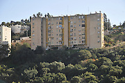Haifa district, Nesher, Givat Nesher neighbourhood