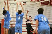 South Burlington vs CVU Boys Volleyball 10/18/18