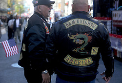 Veterans parade 5th avenue in New York City, NY, USA on november11, 2∞016. Photo by Dennis Van Tine/ABACAPRESS.COM