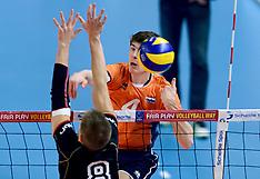 20150111 NED: FIVB U21 WK kwalificatie Nederland - Duitsland, Zwolle