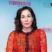 NLD/Amsterdam/20180122 - Filmpremiere Het leven is vurrukkulluk, Halina Reijn
