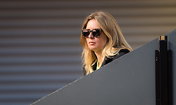 May 5, 2019 - Madrid, MADRID, SPAIN - Dayana Yastremskas Mother during practice at the 2019 Mutua Madrid Open WTA Premier Mandatory tennis tournament (Credit Image: © AFP7 via ZUMA Wire)