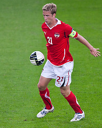 07.09.2010, Red Bull Arena, Salzburg, AUT, UEFA 2012 Qualifier, Austria vs Kazakhstan, im Bild Marc Janko (FC Twente, Austria, #21), EXPA Pictures © 2010, PhotoCredit: EXPA/ G. Groder / SPORTIDA PHOTO AGENCY