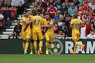 Middlesbrough v Crystal Palace 100916
