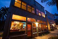 Blackbird restaurant in Manzanita, Oregon.