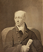 Muzio Clementi (1752-1832), Italian keyboard player, composer, teacher, music publisher and instrument maker. This virtuoso rival of Mozart was bough of his father for seven years (as and adopted son-cum-Apprentice) by the English traveller Peter Beckford, and subsequently became one of London's best known musicians