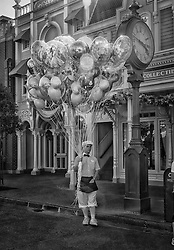 Balloons for sale at Disney.